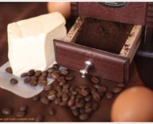 Crème au beurre au café