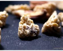 Cruesli noix de pécan et sirop d'érable